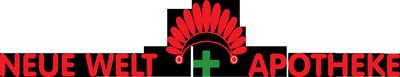 Logo Neue Welt Apotheke - zurück zur Startseite